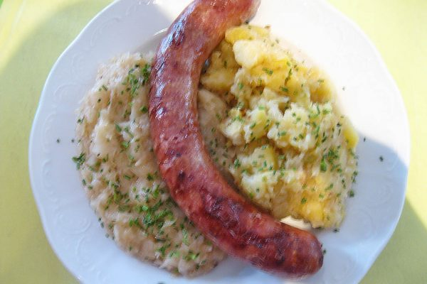 Pilachtaler Bratwurst
